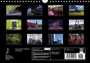 Kenworth W900A EXTHD (Wandkalender 2018 DIN A4 quer)