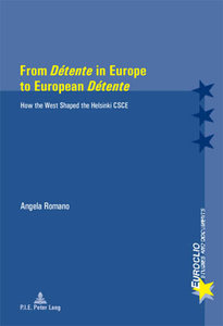 From Détente in Europe to European Détente