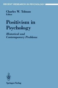 Positivism in Psychology