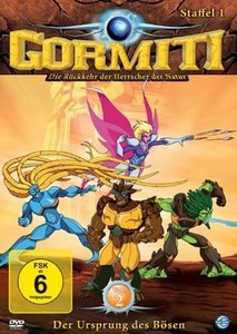 Gormiti-Staffel 1.2: Der Urs