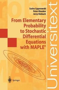 From Elementary Probability to Stochastic Differential Equations
