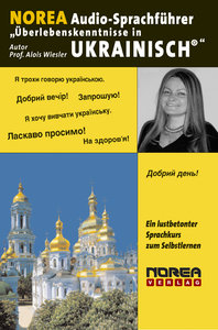 NOREA Audio-Sprachführer,Ukrainisch, 1 Audio-CD