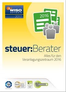 WISO steuer:Berater 2017 (Steuerjahr 2016)