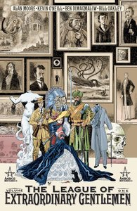 The League of Extraordinary Gentlemen Vol. 01