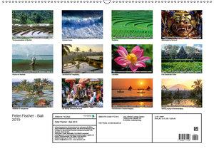 Peter Fischer - Bali 2019 (Wandkalender 2019 DIN A2 quer)