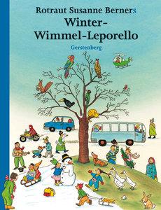 Winter-Wimmel-Leporello