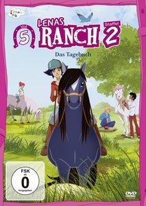 Lenas Ranch - Das Tagebuch (Staffel 2 Vol. 5)