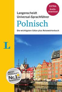Langenscheidt Universal-Sprachführer Polnisch - Buch inklusive