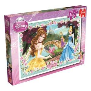 Disney Princess - Puzzle - 100 Teile