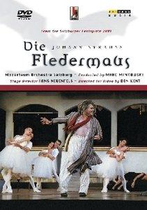Die Fledermaus, 1 DVD