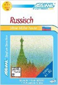 Assimil. Russisch ohne Mühe heute. Multimedia-PLUS. Lehrbuch und