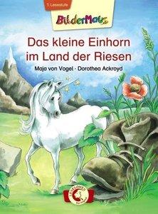 Bildermaus - Das kleine Einhorn im Land der Riesen