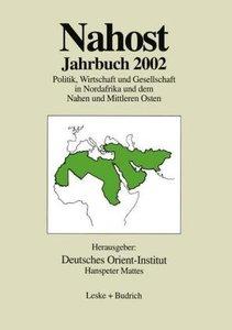 Nahost Jahrbuch 2002