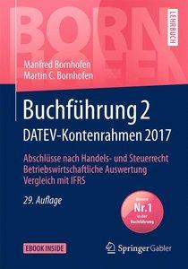 Buchführung 2 DATEV-Kontenrahmen 2017