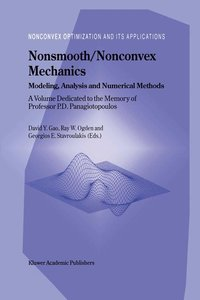 Nonsmooth/Nonconvex Mechanics