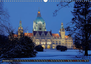 Hannover 2019 (Wandkalender 2019 DIN A3 quer)