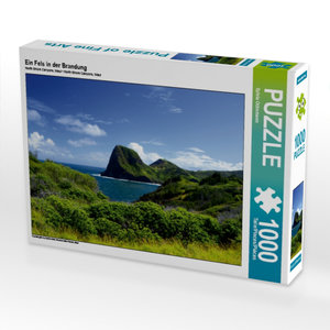 North Shore Canyon 1000 Teile Puzzle quer