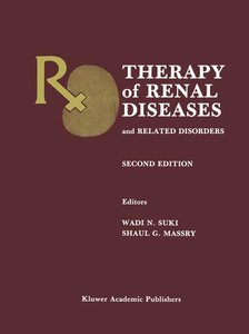 Therapy of Renal Diseases and Related Disorders