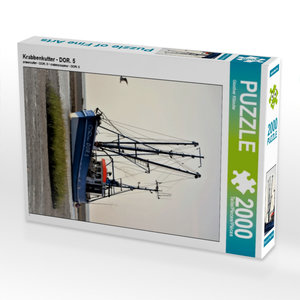 Krabbenkutter - DOR. 5 2000 Teile Puzzle hoch