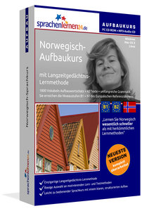 Norwegisch-Aufbaukurs, PC CD-ROM mit MP3-Audio-CD