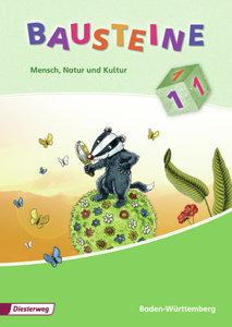 Bausteine Mensch, Natur und Kultur 1. Schülerband
