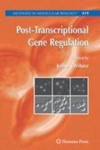 Post-Transcriptional Gene Regulation