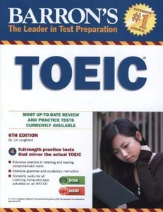 Barron's TOEIC with MP3-CD