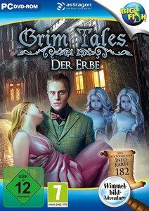 Grim Tales, Der Erbe, 1 CD-ROM