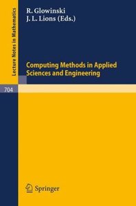 Computing Methods in Applied Sciences and Engineering, 1977. Thi