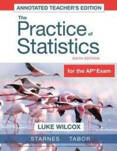 Teacher\'s Edition for The Practice of Statistics