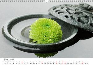 ZEN - Kraft der Stille (Wandkalender 2019 DIN A3 quer)