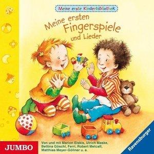 Meine ersten Fingerspiele und Lieder