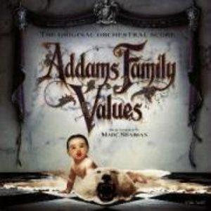 Die Addams Family in verrückt
