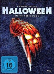 Halloween - Die Nacht des Grauens, 1 Blu-ray + 1 DVD + 1 Audio-C