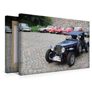 Premium Textil-Leinwand 45 cm x 30 cm quer Triumph Herold, Bauja