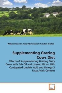 Supplementing Grazing Cows Diet