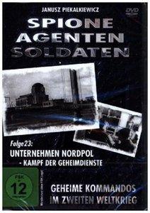 Spione, Agenten, Soldaten: Folge 23 - Unternehmen Nordpol; Kampf