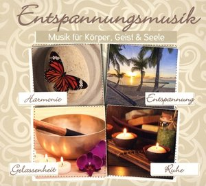 Entspannungsmusik-Musik für Körper,Geist & Seele