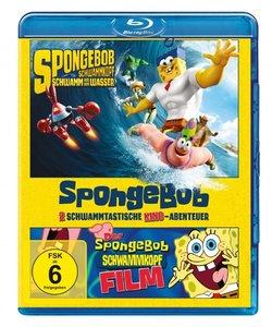 SpongeBob Schwammkopf - Der Film & Schwamm aus dem Wasser