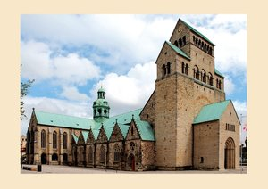 UNESCO-Welterbe-Kirchen-Hildesheim