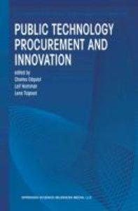 Public Technology Procurement and Innovation