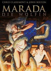 Marada - Die Wölfin - Gesamtausgabe