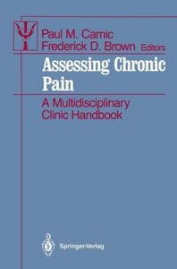 Assessing Chronic Pain