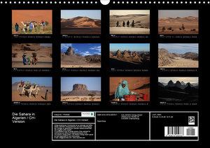 Die Sahara in Algerien / CH-Version