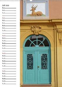 Tür und Tor - Geburtstagskalender