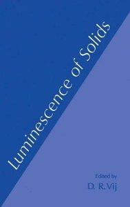 Luminescence of Solids