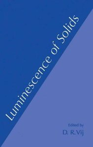 Luminescence of Solids