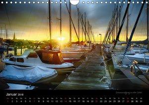 Schleswig - Schleistadt mit Flair (Wandkalender 2018 DIN A4 quer