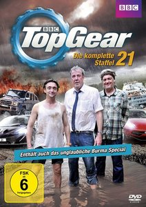 Top Gear: Season 21