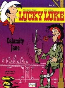 Lucky Luke - Calamity Jane